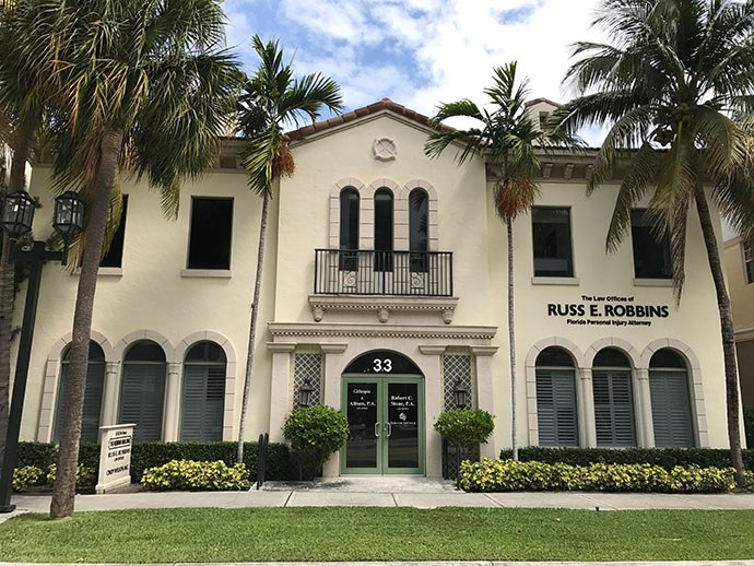 Law Offices of Russ E. Robbins in Boca Raton FL